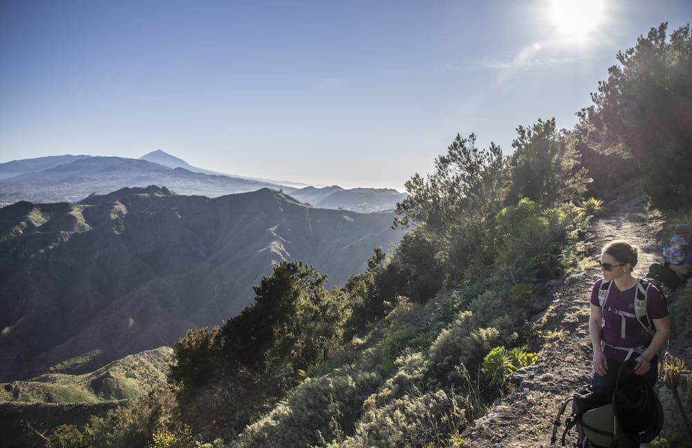 Trails of Tenerife