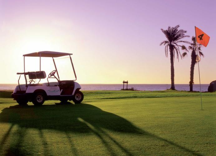 Golf Tenerife Vanilla Garden Amarilla golf
