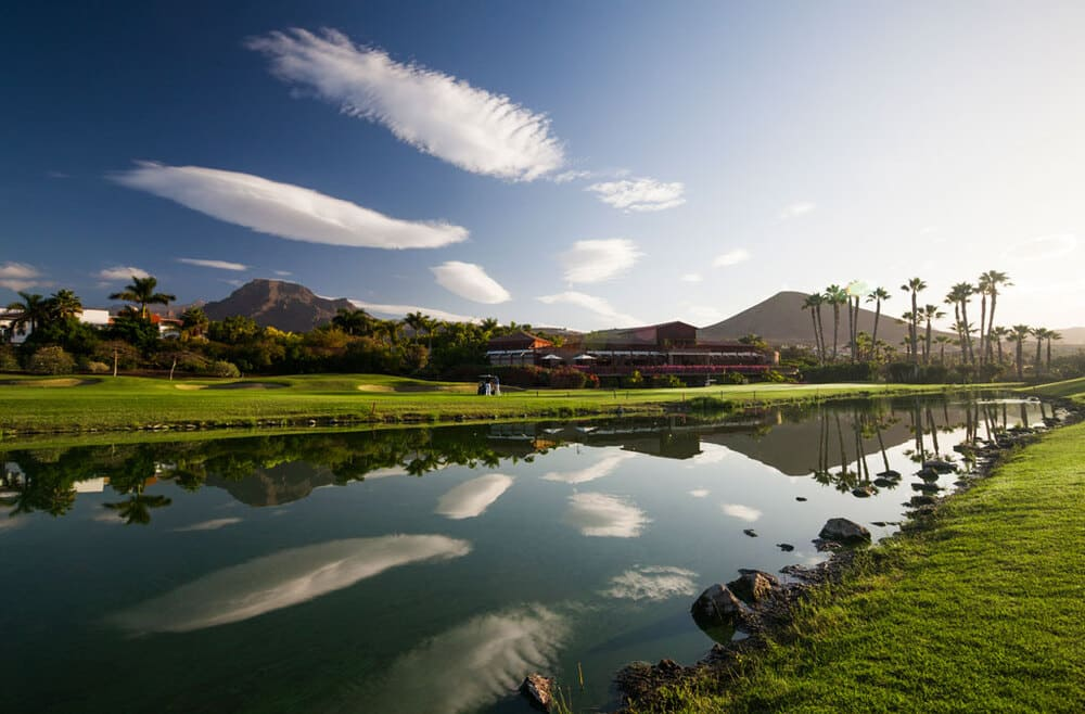 Golf Tenerife campo de las américas Vanilla Garden
