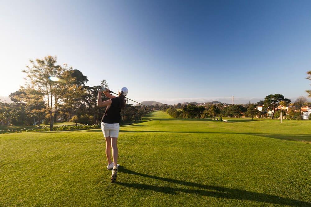 Real Club golf de Tenerife Campos de golf